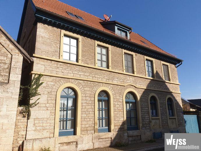 +++Bleibende Werte für Generationen, historisches Bruchsteinhaus+++