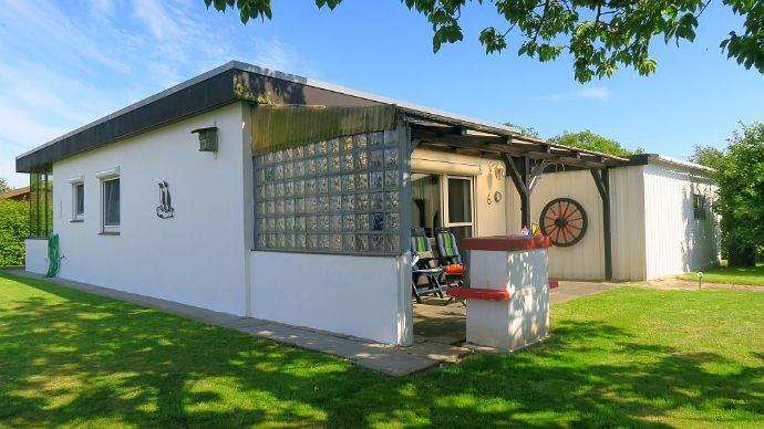 WÖHRDEN: Gemütliches Ferienhaus in Nordseenähe auf einem 524 m² großen Grundstück
