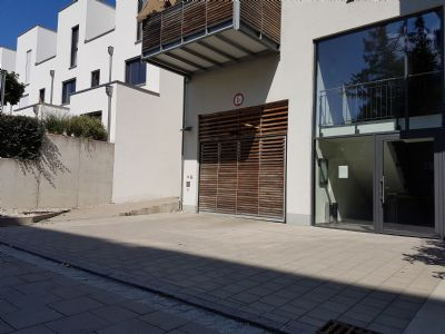 Regensburg Garage, Regensburg Stellplatz