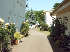Ferienwohnungen Müller - Appartement unten