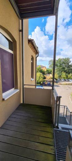 Schöne 2-Raum-Wohnung im Bitterfelder Zentrum