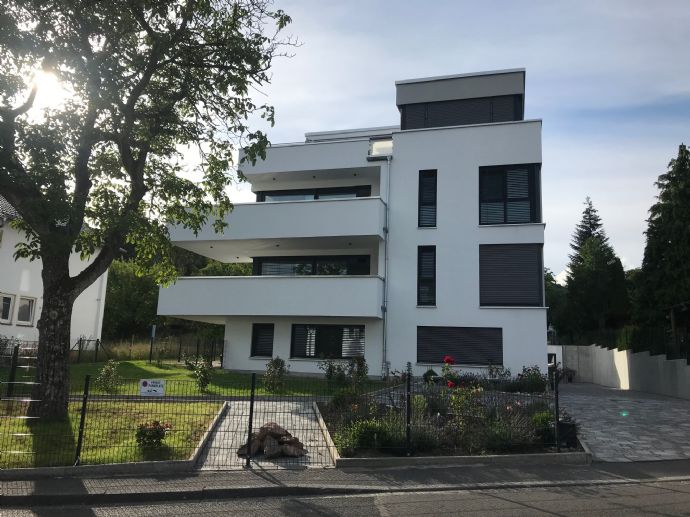 Wohnen mit Lebensqualität mit Terrasse und Garten in Kassel