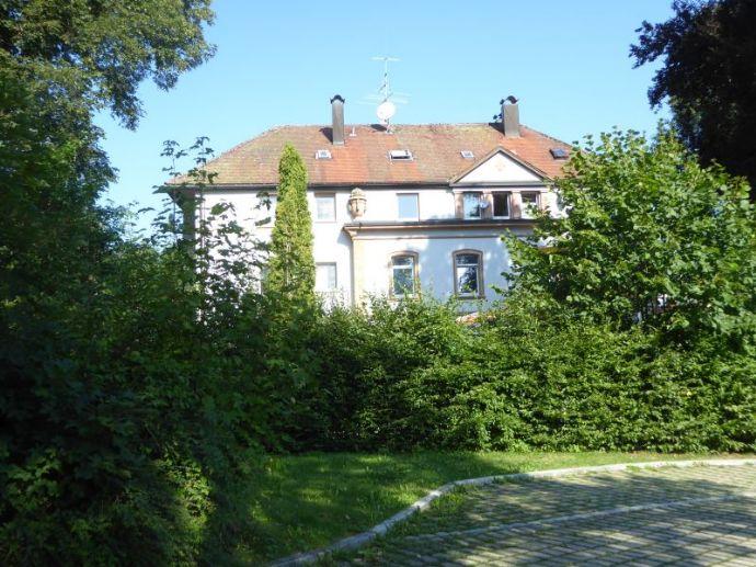 Villa unter Denkmalschutz - eine tolle Steuersparmöglichkeit