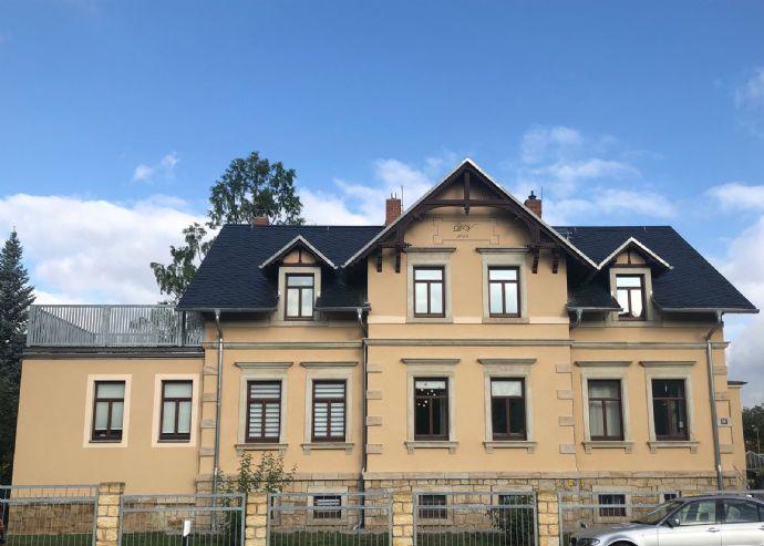 Exklusive Wohnung vor den Toren Dresdens
