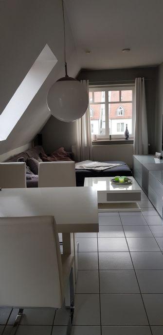 3 Zimmer Maisonette mit Balkon in zentraler Lage von Wiedenbrück