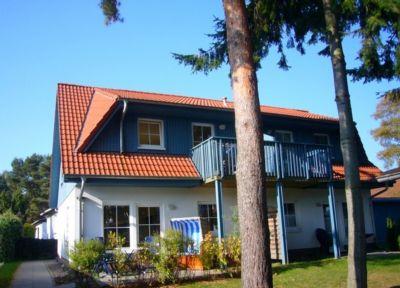 Helle, moderne Ferienwohnung mit Einbauküche & Balkon im Ostseebad Zinnowitz