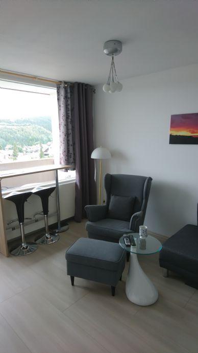 komplett eingerichtetes,saniertes,renoviertes Apartment inkl. WLAN mit Brockenblick