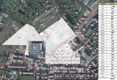 Stettin Industrieflächen, Lagerflächen, Produktionshalle, Serviceflächen