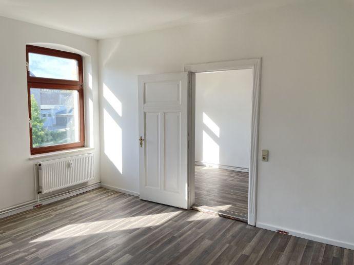 Erstbezug nach Sanierung 2-Zimmer-Wohnung inkl