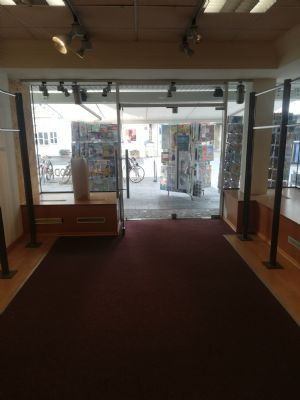 Herten Ladenlokale, Ladenflächen