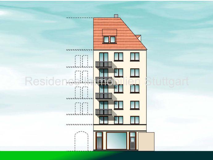 S-West: Renditestarkes Mehrfamilienhaus mit 12 Wohneinheiten, 1 Gewerbeeinheit und 1 Kfz.-Stellplatz