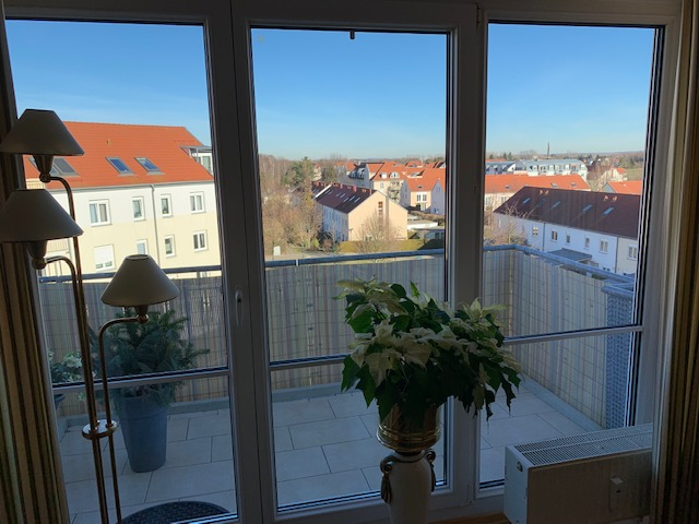 3-Zimmer Eigentumswohnung im Penthousstil in Leipzig- Probstheida