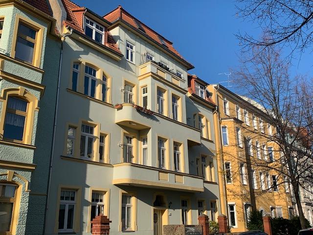 Tolle Wohnung in Magdeburg Stadtfeld mit Balkon zu vermieten!