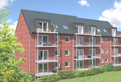 Helle 4 Zimmerwohnung über 2 Ebenen, 2.OG & DG