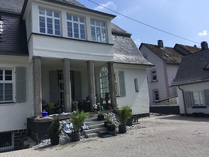 Terrassenwohnung in der Stadtvilla