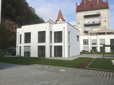 Doppelhaus Cube C2 mit Gartenanteil