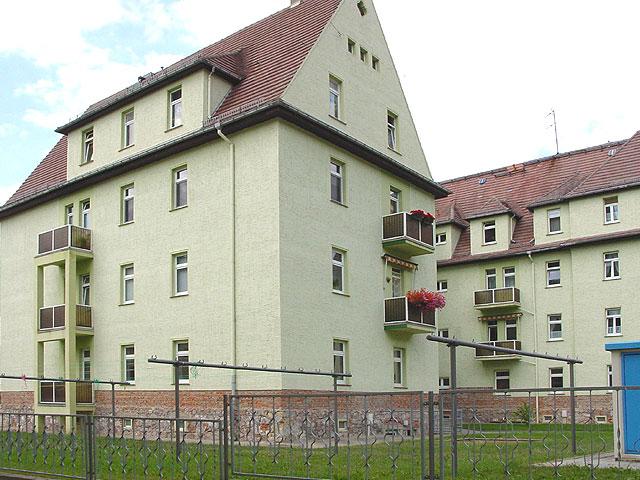 Klein aber fein - 3 Zimmer mit Balkon im Triebischtal