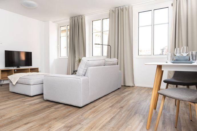 voll möblierte City-Apartments