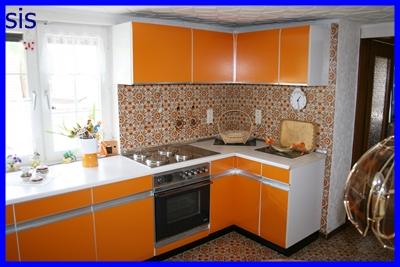 Blick in einer der Küchen (2)
