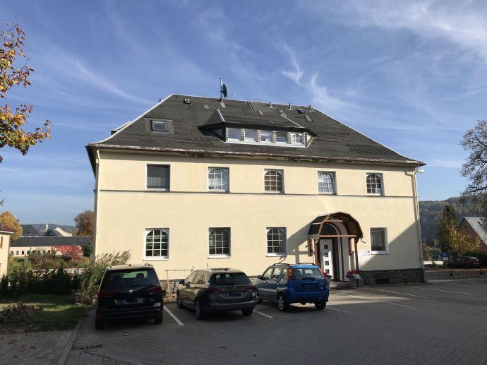 Saniertes 6 WE MFH inkl. exklusivem Baugrundstück mit Blick über Zschopau auf Schloss Wildeck