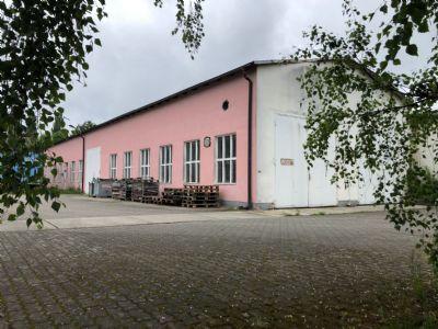 Petershagen/Eggersdorf Halle, Petershagen/Eggersdorf Hallenfläche