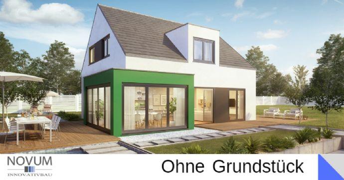 Satteldach ein Klassiker, modern interpretiert durch unser Hauskonzept - Satteldach SmartPlus 141