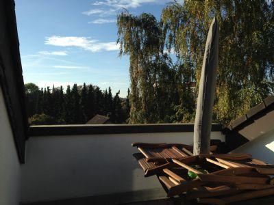Gemütliche Dachgeschoßwohnung mit Loggia sucht neue Mieter