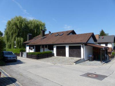 Ostseite Haus-Garagen-Carport