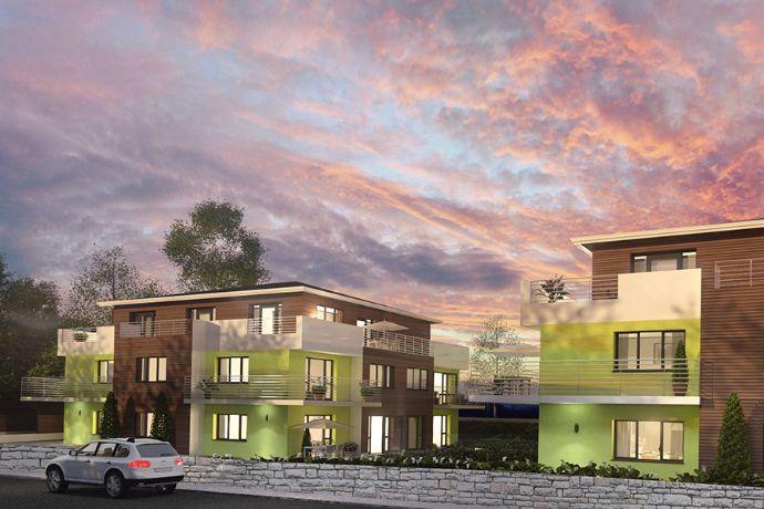 hoch hinaus in kaufbeuren 2 zimmer penthouse wohnung mit dachterrasse reserviert wohnung. Black Bedroom Furniture Sets. Home Design Ideas