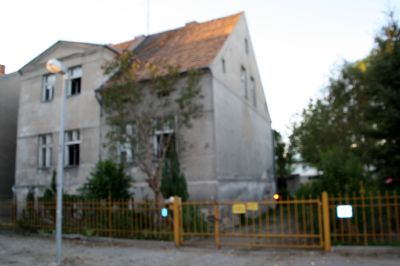 Wer erweckt dieses schöne alte Haus zum Leben?