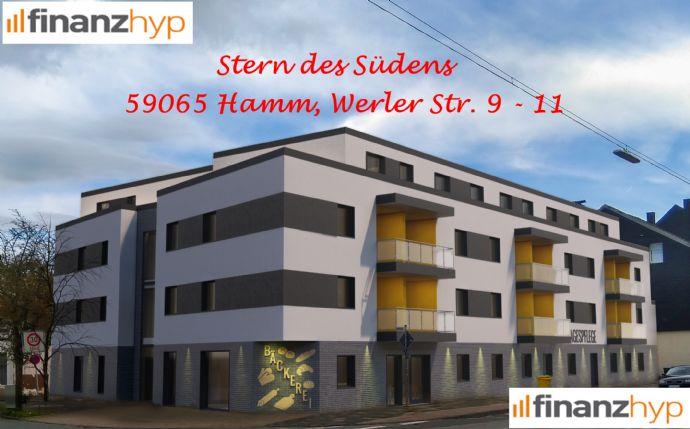 Baubeginn erfolgt - Nur noch 4 barrierefreie Eigentumswohnungen Nähe Rathaus Hamm