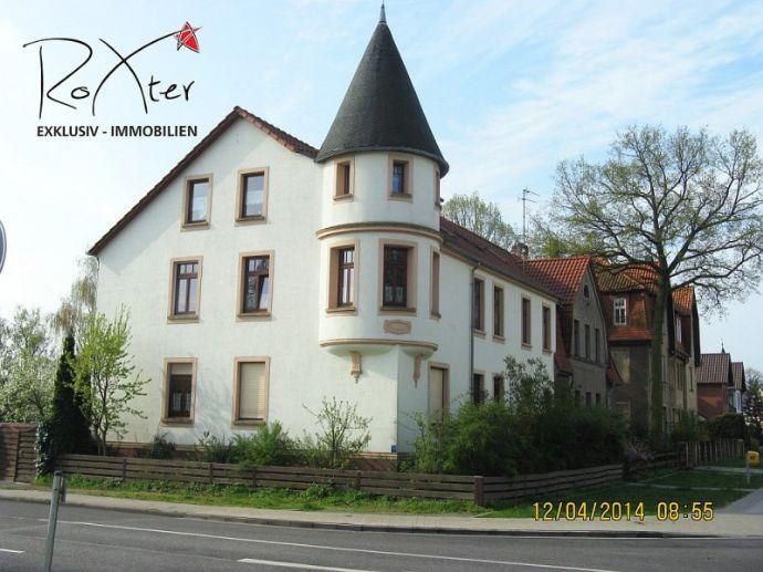 Repräsentative Jugendstilvilla mit 3 Wohneinheiten in Haldensleben