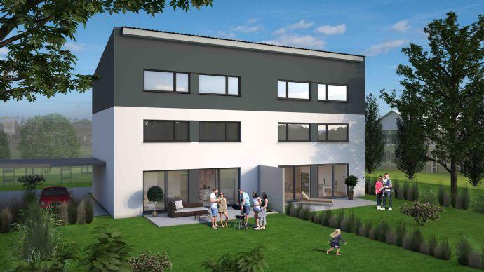 Neubau Dhh In Bad Säckingen Wallbach Mit Keller Südausrichtung