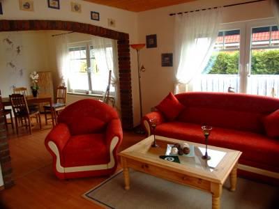 Ferienhaus Wattn´Blick -- schönes Ferienhaus mit Wellness-Sauna, Kaminofen und vielen Extras !!! Januar - März die Woche ab 329€