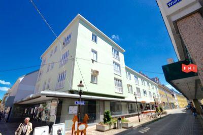 Wiener Neustadt Ladenlokale, Ladenflächen