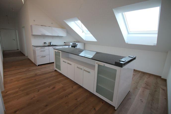 Penthouse: 94m² Luxus - 4 ZKB + 23.000 € Luxusküche