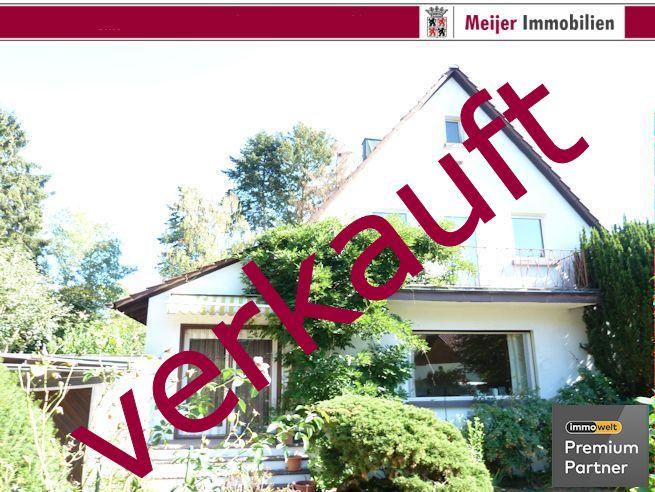 *** reserviert *** Familienfreundliches freistehendes Einfamilienhaus in Neu- Isenburg, Zeppelinheim
