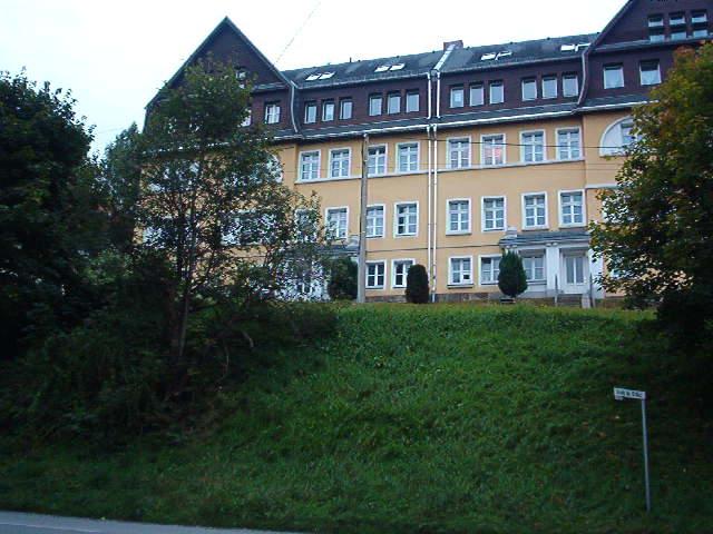 Helle 3 - Zimmer - Wohnung in Schwarzenberg
