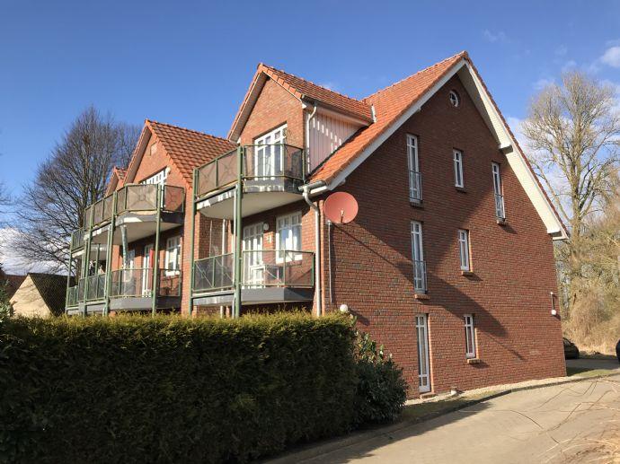 Gepflegte 1-Zimmer-Wohnung in zentrumsnaher Lage von Wittenburg