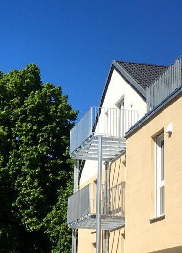 DG-Apartment Erstbezug mit Balkon, TG, EBK  Ap10