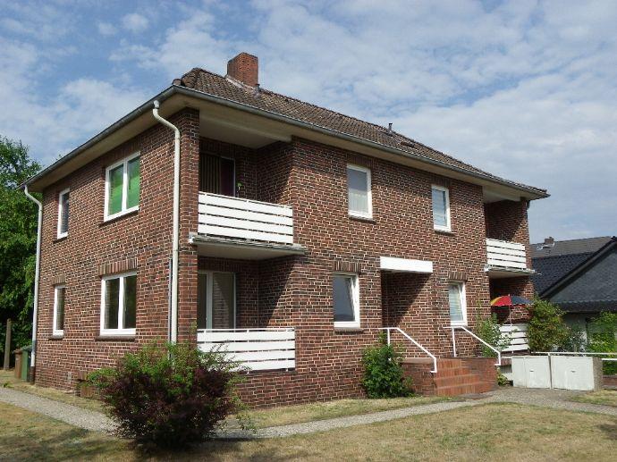 Gemütliche 2-Zimmer-Senioren-Wohnung im Erdgeschoss in Schneverdingen