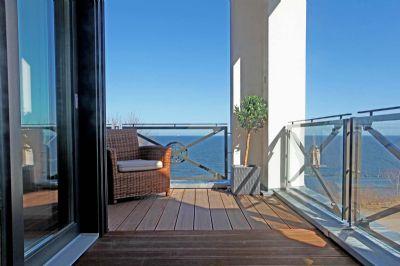 Meerblick Ferienwohnung mit luxuriöser Ausstattung