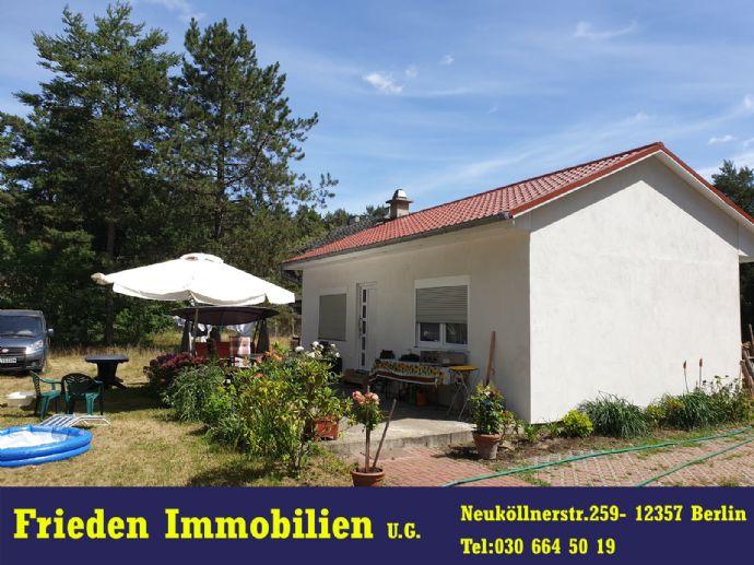 Schönes Familienhaus Sommerhaus (Neubau 2016) Beelitz GT Klaistow