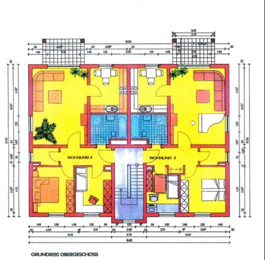3-Raum-Wohnung, über 5 % Rendite, provisionsfrei !!!