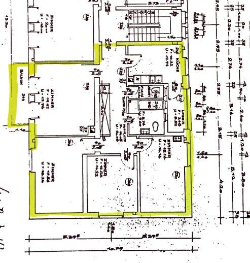 4-Zimmer-Wohnung im 3. OG mit Balkon, Landau in der Pfalz Landau