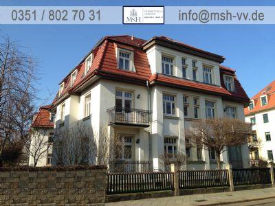 ++ Striesen/Blasewitz - großzügiges Wohnen in heller 2-Zimmer-Wohnung mit Balkon und Einbauküche ++