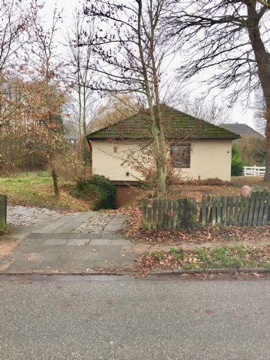 Top-Baugrundstück für ein grosses Doppelhaus in bester Lage von Duvenstedt