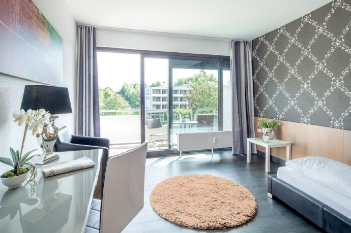 Exclusive Living - One-Room Design Appartment Provence