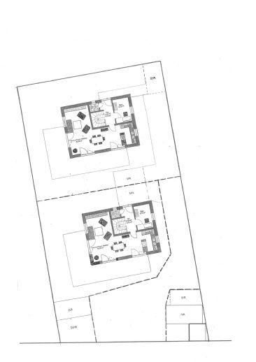 Baugrundstück in Bergheim, 1155 qm, auch teilbar
