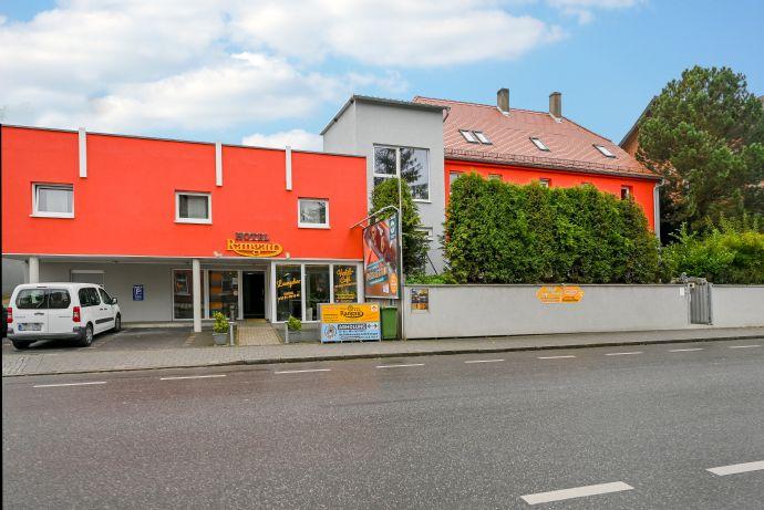 Mehrzweckhaus Wohnhaus & Hotel in Langenzenn